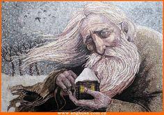 marble+art+mosaic+   Marble Mosaic Masterpiece, Mosaic Arts (AH-MP014) - China Marble ...