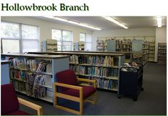 Take a look inside of our Hollowbrook Branch
