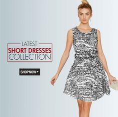 Summer is coming- buy latest short dresses @bollywwodkart