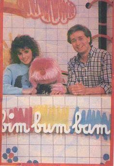 bim bum bam at 4 p.m. on Italia Uno - loved it!