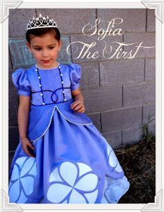 The precious pattern is the starting point!!! That's What She Crafted: Sofia the First...AND LAST