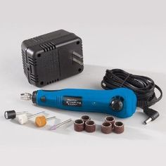 Master Grooming Tools Pet Nail Grinder Kit, Blue (Misc.) http://www.amazon.com/dp/B000G2NVFS/?tag=dismp4pla-20