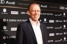 Viktor Giacobbo on the Green Carpet at ZFF 2013