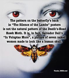 Well, Clarice - have the lambs stopped screaming?   The Silence Of The Lambs #movie #fact #movietrends