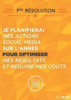 5 Bonnes Résolutions Social Media 2015