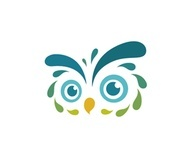 Owl sketch / Gufo, schizzo - (Seattle Learning Academy by Yuka Highbridge) Web Design, Best Logo Design, Graphic Design, Owl Illustration, Illustrations, Logo Inspiration, Owl Graphic, Art Visage, Owl Art