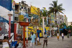 Callejón de Hamel – Havana, Cuba