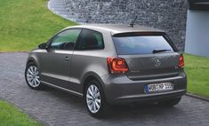 The new Volkswagen Polo generation (factory index Typ models) made its debut at the Geneva Motor Show Hatchback Porsche, Audi, Volkswagen Polo, Vw, Geneva Motor Show, Maybach, Ford Focus, Mercedes Benz, Automobile