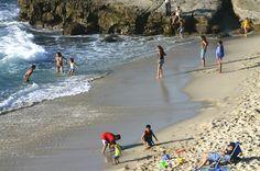 Beach Fun, San Diego Tourism. San Diego, California. Read story at http://www.whattravelwriterssay.com/indexsandiego.html  Photo by Mike Keenan