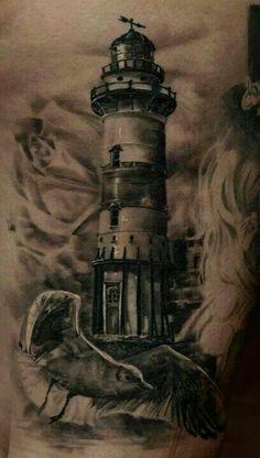 awesome lighthouse