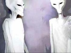Snowden: 'Tall, White' Space Aliens Control America