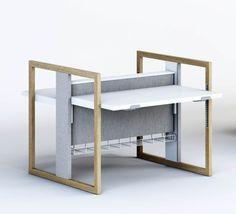 #biuro #nowoczesne #meblebiurowe #biurko z regulowaną wysokością  #mebledobiura #architektwnętrz #JacekTryc #projektowanie wnętrz #eleganckiemebledobiura #Warszawa #tryc #interiors #blog #dobreboposkie Loft, Bed, Furniture, Home Decor, Decoration Home, Stream Bed, Room Decor, Lofts, Home Furnishings