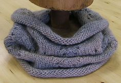Ravelry: Cowl du Jour pattern by Sharon Mooney