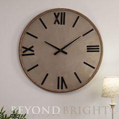 cooper 77cm wall clock