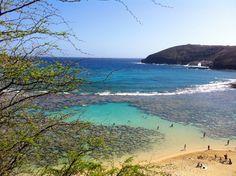 Hanauma Bay - Oahu - Hawaii - Beautiful place
