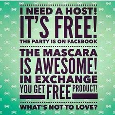 Looking for a FB hostess that wants some free Younique!