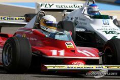 Jody Scheckter/Ferrari 312 T4 vs Keke Rosberg/Williams FW08