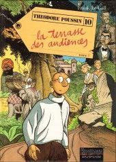 """Frank Le Gall, """"La terrasse des audiences, partie 2 - Théodore Poussin"""", t.10, éd. Dupuis."""