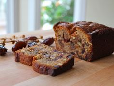 Date Honey Nut Cake - A moist, dairy-free cake bursting with flavor. Kosher, Pareve, Dairy Free, and perfect for Rosh Hashanah or Sukkot. via @toriavey