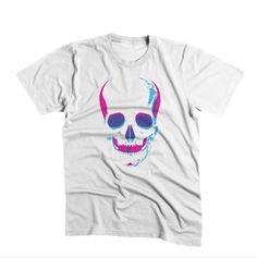 myartt: Cool HALLOWEEN tee! Buy now only £19.99