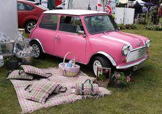 Pink Mini, cute!