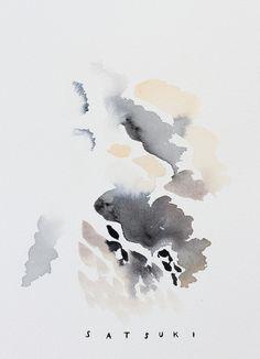 paintings — satsuki shibuya