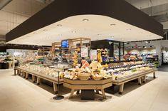 Rewe Center - Cheese - Hamburg DE - Opening November 2015