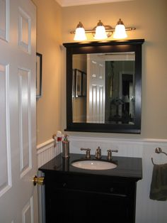 bathroom remodel ideas on pinterest half baths small bathrooms
