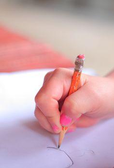 Razvoj crtanja kod djece
