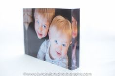 Family Photographer - Lakewood Colorado; Product Feature - Acrylic Blocks