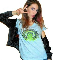 New in our shop! Tie Dye MONSTER EYEBALL Unisex T Shirt -- Available in sizes Small Medium Large and XL #bonescouture #pastelgoth #occult #pastelgrunge #creepycute #thirdeye #tiedye  #evileye #nugoth