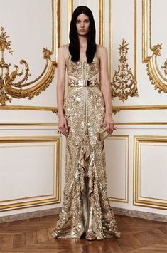 this dress is one of the most magnificent pieces of art I have ever seen....