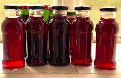 Beverages, Drinks, Hot Sauce Bottles, Coca Cola, Soda, Mason Jars, Canning, Syrup, Drinking