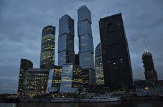International Business Center (Международный Деловой Центр) Moscow   Russia (by jaime.silva)