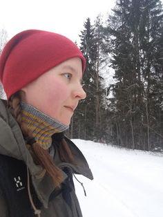 Metsäläisten elämää: Neulottu kauluri Winter Hats, Beanie, Fashion, Moda, Fashion Styles, Beanies, Fashion Illustrations, Beret