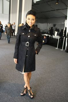 New York Fashion Week Fall 2012 Day One: Real Style