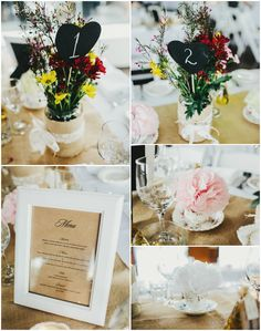 How to Style a Vintage DIY Wedding.