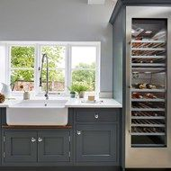 Clean Lines | Kitchen Design Ideas (houseandgarden.co.uk)