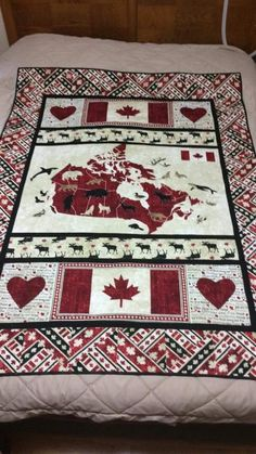Pin by Canadian Quilters' Association on Big Quilt Bee | Pinterest ... : canadian quilting association - Adamdwight.com