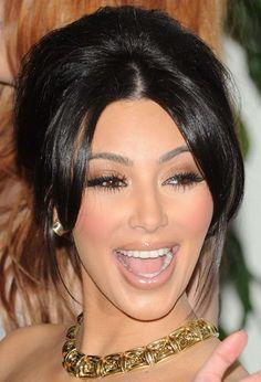 <b>Kim Kardashian</b>: Celebrity <b>Hair</b>