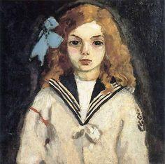 Kees van Dongen-Dolly van Dongen 1912