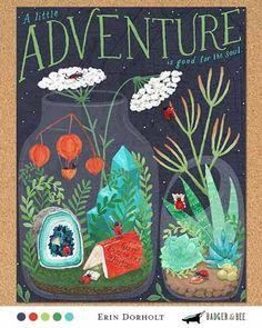A little adventure,