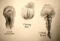 Daily City Girl - Fashion Blog: Back To School: Hairstyles