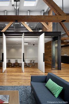 *오피스 리노베이션 프로젝트 [ Huntsman Architectural Group ] Tolleson Offices :: 5osA: [오사]