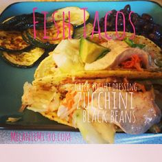 Committed to Get Fit: Clean Eating Fish Tacos My whole family including my 2 and 4 year old enjoyed every single bite of these!!! www.melaniemitro.com