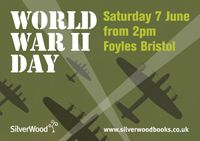 WWII Writing & Reading Day with SilverWood Books