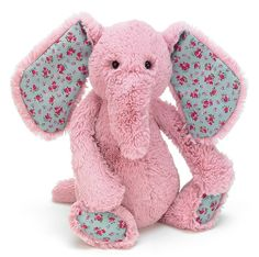 Jellycat BL3E BLOSSOM Elephant Medium