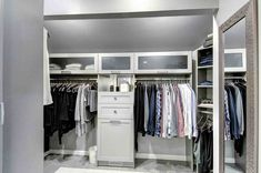 You have challenges, we have solutions to help you get organized! Learn how a custom closet design can become a game changer.