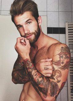 I love Andre Hamann ♥