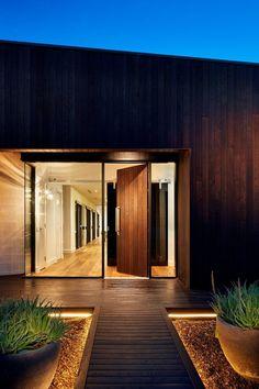 Image result for timber deck front door